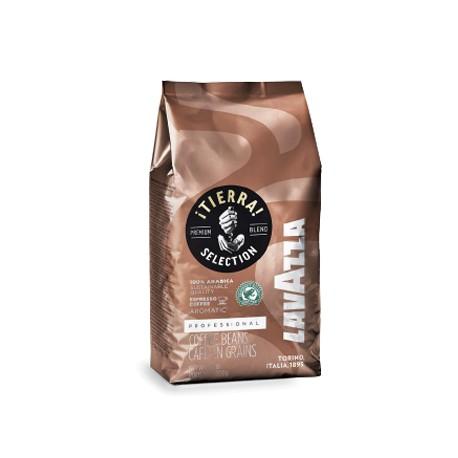 Lavazza Tierra Selection кофе в зернах купить