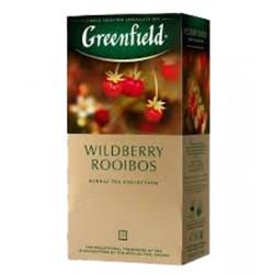 Чай Greenfield Wildberry Rooibos